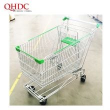 Factory Metal Trolley Used Shopping Carts Sale