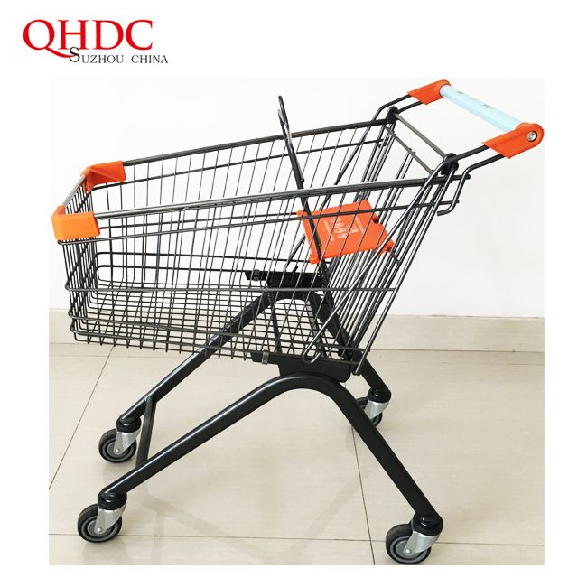 75 Liter Small Grocery Cart Shopping Trolley For Sale