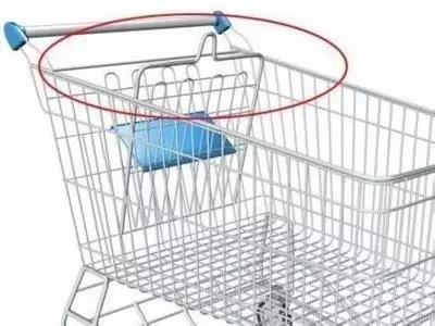"""The """"Small Raised Design"""" of The Shopping Trolley Has Hidden Functions"""
